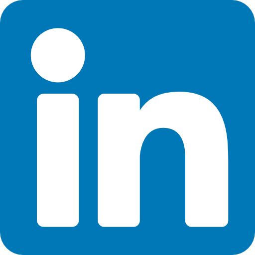 This image has an empty alt attribute; its file name is linkedicon.png